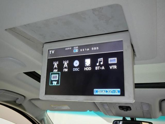 240S タイプゴールド サンルーフ 後席モニター 両側電動スライドドア 電動バックドア 純正地デジHDDナビ HIDヘッドライト クリアランスソナー バックカメラ 純正アルミホイール クルーズコントロール ワンオーナー(5枚目)