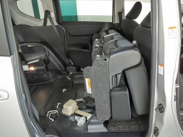 G クルマイスシヨウ 車椅子仕様タイプI スロープタイプ 車高調整機能 助手席側セカンドシート付き 純正メモリーナビ ETC スマートキー 純正アルミホイール アイドリングストップ ワンオーナー(34枚目)