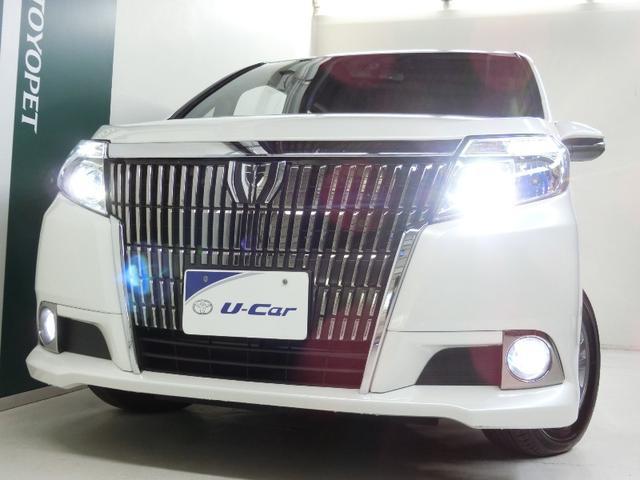 トヨタ エスクァイア Gi 純正ナビ 両電スラ 禁煙車