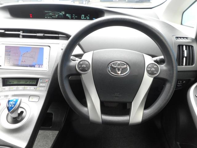 トヨタ プリウス S SDナビTVバックカメラHIDライト ビルトインETC