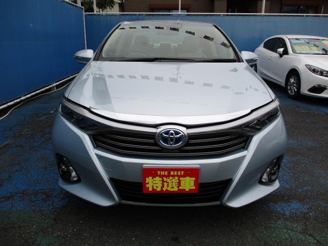 「トヨタ」「SAI」「セダン」「静岡県」の中古車3