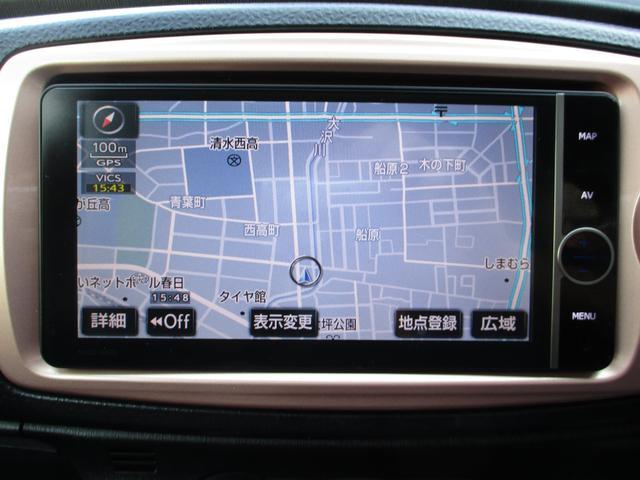 F シエル HDDナビ フルセグTV DVD再生 Bluetooth スマートキー ETC オートライト HID フォグ(12枚目)