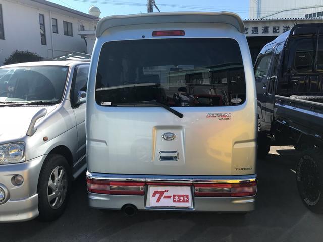 ターボ 軽自動車 AT 4人乗り(4枚目)