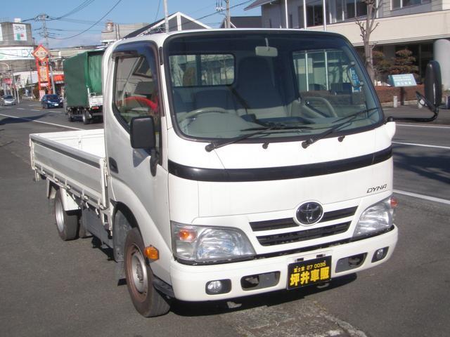 トヨタ ダイナトラック ロングジャストロー 10尺