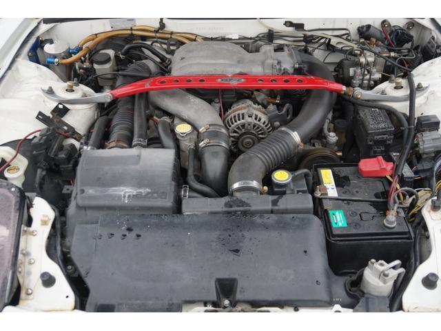 エンジンコンディションは過去に交換されています。F8.3 R8.0 250rpm 自社測定結果。約2年の自社メンテ暦。コーヨーラジエター交換済