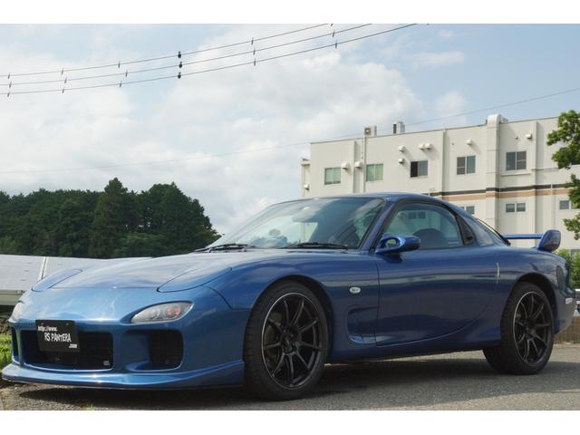 「マツダ」「RX-7」「クーペ」「静岡県」の中古車7