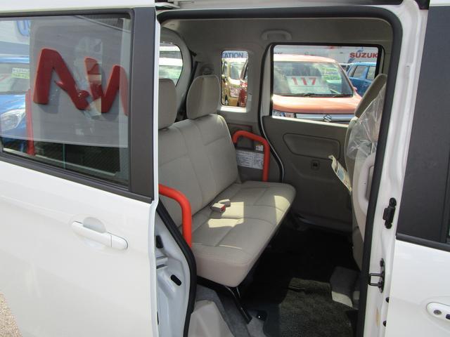 スズキ スペーシア 車いす移動車 G 2型