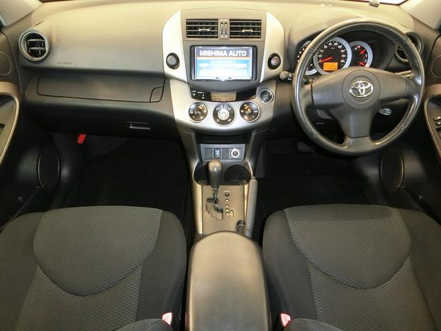 トヨタ RAV4 2.4G 純正エアロ HID スマートキー ナビ Bカメラ