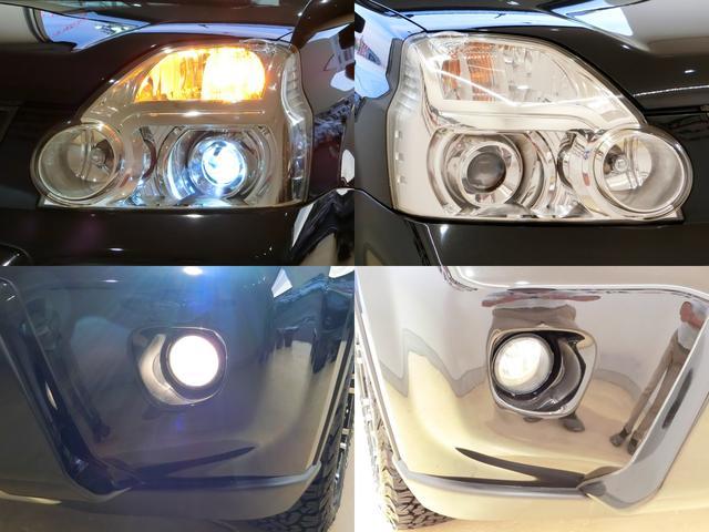 20X 4WD 新品16インチアルミ&グッドリッチ ナビTV(8枚目)
