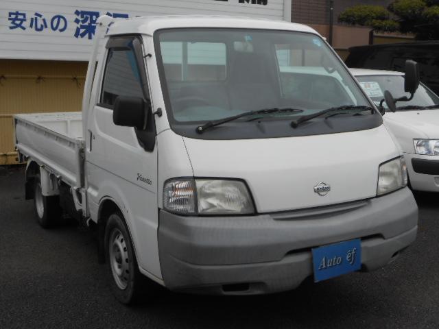 日産 バネットトラック 5MT