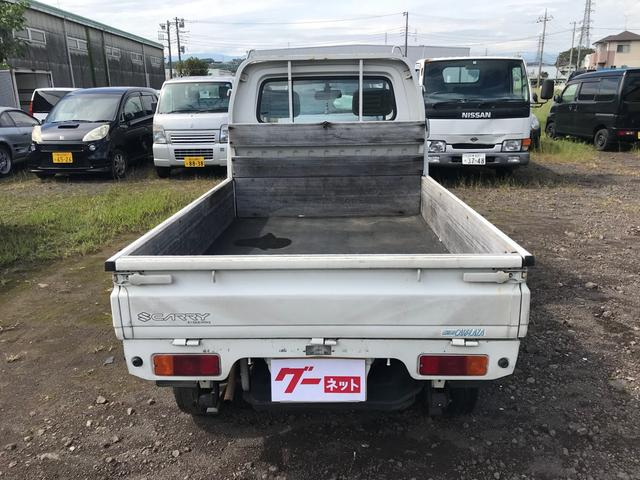 スズキ キャリイトラック フロアAT 軽トラック