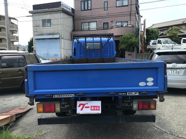ロング高床 5速マニュアル エアコン パワステ トラック(4枚目)