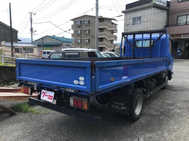 ロング高床 5速マニュアル エアコン パワステ トラック(5枚目)