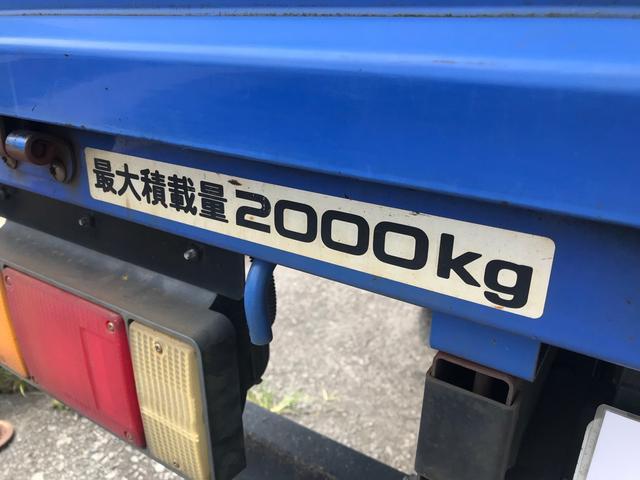 ロング高床 5速マニュアル エアコン パワステ トラック(6枚目)