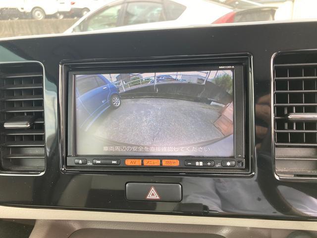 ドルチェX SDナビフルセグ ウインカーミラー 修復歴無 バックカメラ AW 4名乗り オーディオ付 スマートキー プッシュスタート オートライト オートエアコン 専用レザーシート(9枚目)