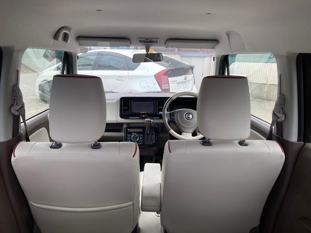 ドルチェX SDナビフルセグ ウインカーミラー 修復歴無 バックカメラ AW 4名乗り オーディオ付 スマートキー プッシュスタート オートライト オートエアコン 専用レザーシート(24枚目)