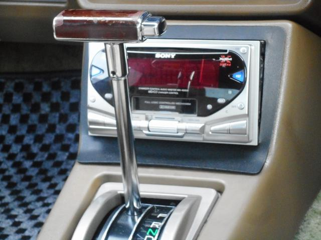現在社外CDデッキが付いております♪納車前に変更も可能です☆