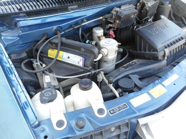 実走行車ですので、エンジン、AT、エアコンも不具合なく、良い状態です!!