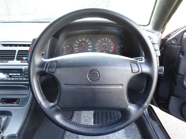 バージョンS 2シーター NA MT 1オーナー ミッドナイトパープル バージョンS 5型 車検令和4年2月(37枚目)