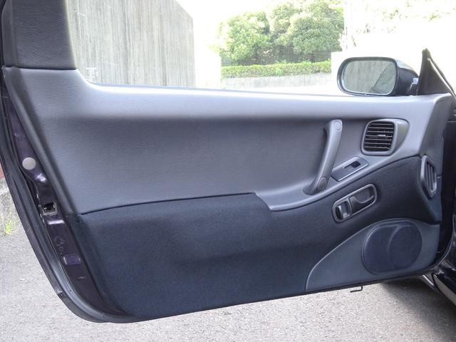 バージョンS 2シーター NA MT 1オーナー ミッドナイトパープル バージョンS 5型 車検令和4年2月(44枚目)