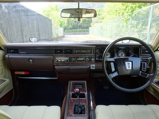 GL-E L20 MT AC PS PW 1オーナー フルノーマル ノンレストア 未板金 未塗装 純正シートカバーアリ 21000キロ(2枚目)