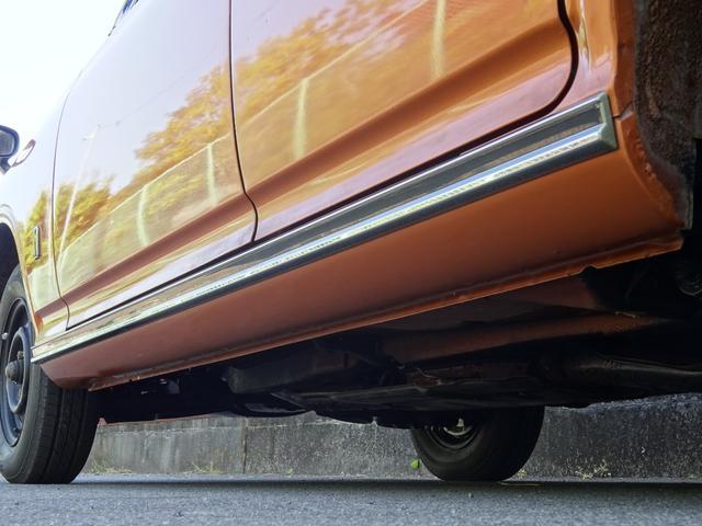 GL-E L20 MT AC PS PW 1オーナー フルノーマル ノンレストア 未板金 未塗装 純正シートカバーアリ 21000キロ(34枚目)