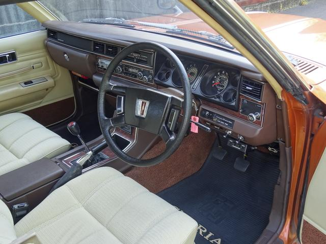 GL-E L20 MT AC PS PW 1オーナー フルノーマル ノンレストア 未板金 未塗装 純正シートカバーアリ 21000キロ(43枚目)