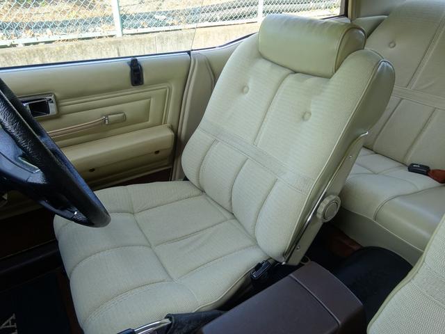 GL-E L20 MT AC PS PW 1オーナー フルノーマル ノンレストア 未板金 未塗装 純正シートカバーアリ 21000キロ(45枚目)