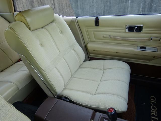 GL-E L20 MT AC PS PW 1オーナー フルノーマル ノンレストア 未板金 未塗装 純正シートカバーアリ 21000キロ(57枚目)