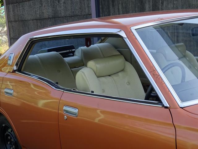 GL-E L20 MT AC PS PW 1オーナー フルノーマル ノンレストア 未板金 未塗装 純正シートカバーアリ 21000キロ(60枚目)
