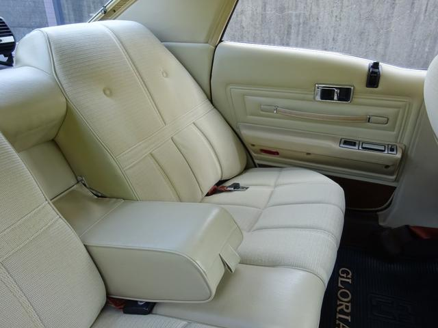 GL-E L20 MT AC PS PW 1オーナー フルノーマル ノンレストア 未板金 未塗装 純正シートカバーアリ 21000キロ(66枚目)
