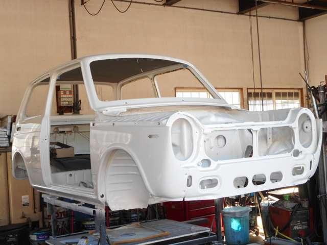 GL-E L20 MT AC PS PW 1オーナー フルノーマル ノンレストア 未板金 未塗装 純正シートカバーアリ 21000キロ(80枚目)