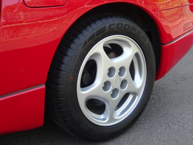 300ZXツインターボ 300ZX 2シーター 鉄板ルーフ ツインターボ AT レカロ2脚 同色全塗装(18枚目)