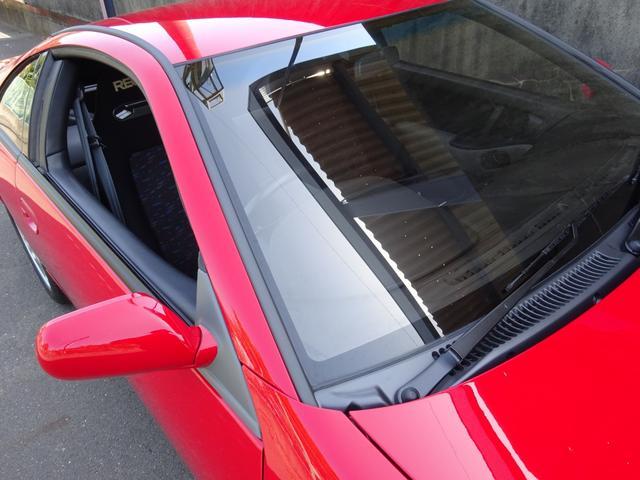 300ZXツインターボ 300ZX 2シーター 鉄板ルーフ ツインターボ AT レカロ2脚 同色全塗装(22枚目)