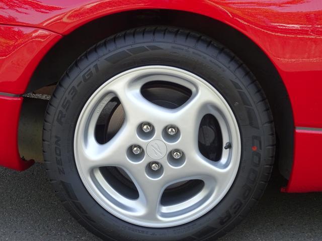 300ZXツインターボ 300ZX 2シーター 鉄板ルーフ ツインターボ AT レカロ2脚 同色全塗装(28枚目)