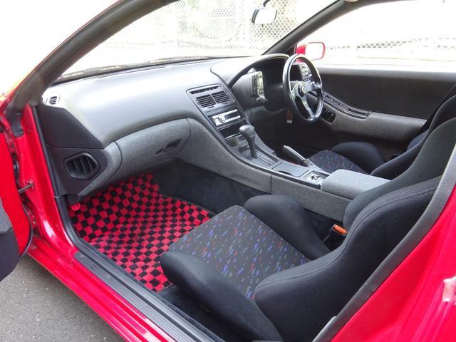 300ZXツインターボ 300ZX 2シーター 鉄板ルーフ ツインターボ AT レカロ2脚 同色全塗装(41枚目)
