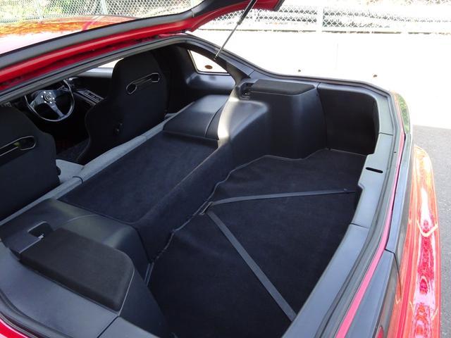 300ZXツインターボ 300ZX 2シーター 鉄板ルーフ ツインターボ AT レカロ2脚 同色全塗装(49枚目)