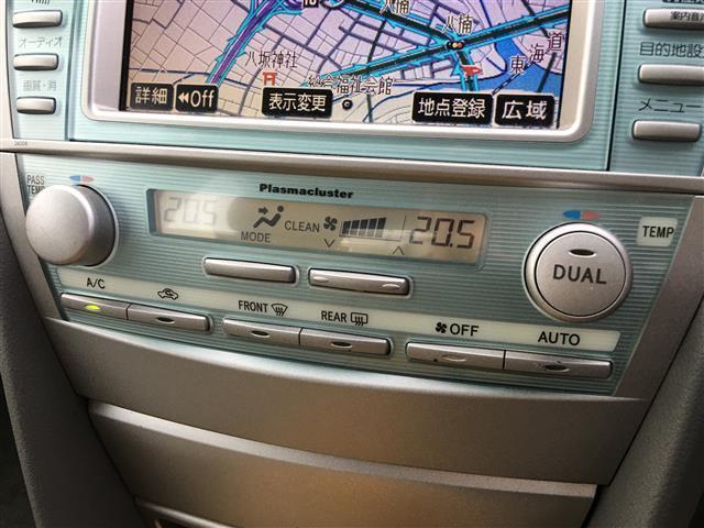 G ディグニスエディション レザーシート ガラスサンルーフ 純正ナビ(10枚目)