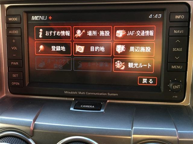 G パワーパッケージ 4WD 片側電動スライドドア HID ナビ バックカメラ(9枚目)