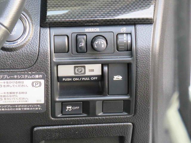 2.5GTアイサイト 4WD 社外HDDナビ フルセグTV パワーシート(19枚目)