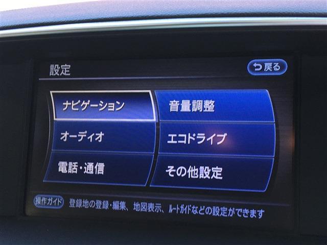 250GT Aパッケージ メーカーナビ バックカメラ ETC ドライブレコーダー(8枚目)