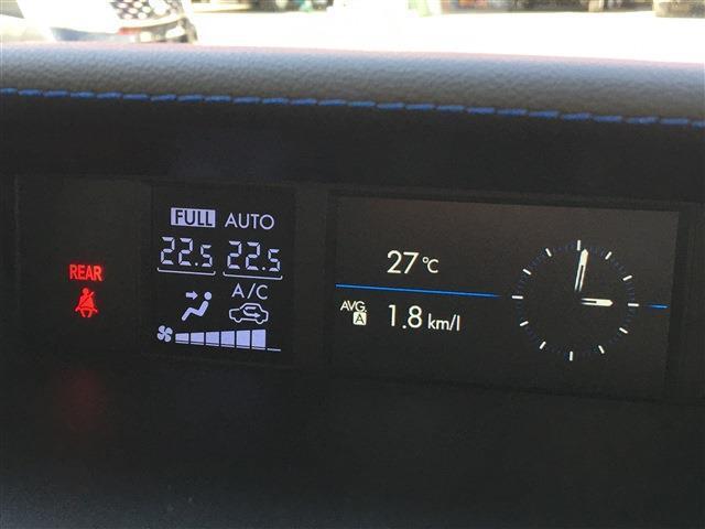 1.6GTアイサイト Sスタイル 4WD 純正ナビTV Bカメラ ETC 衝突被害軽減ブレーキ パドルシフト(19枚目)