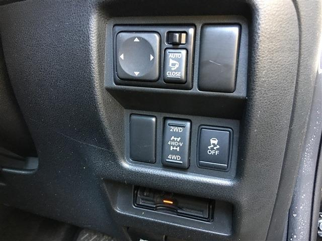 ニスモ 4WD 社外20インチアルミ 純正ナビTV バックカメラ ETC プッシュスタート(13枚目)