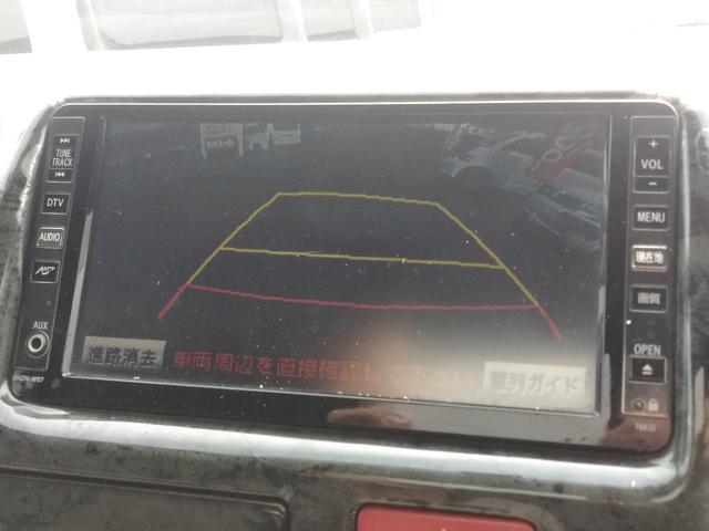ロングスーパーGL・ベッドキット・純正HDDナビ・ワンセグ(17枚目)