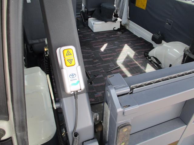 トヨタ ライトエースノア SW 電動車椅子リフト 福祉車両