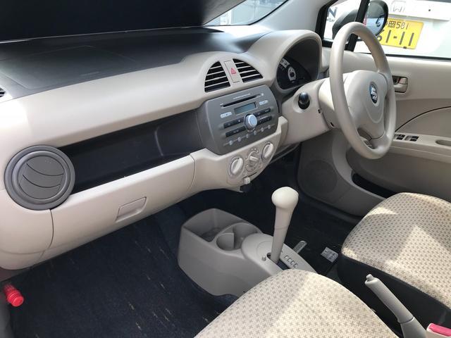 Wエアバッグ CD 基本装備 軽自動車 キーレスエントリー(19枚目)