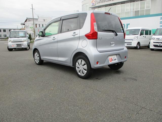 M e-アシスト CDラジオ FCMcity(衝突被害軽減ブレーキ)アイドリングストップ シートアンダートレイ 運転席シートヒーター(7枚目)