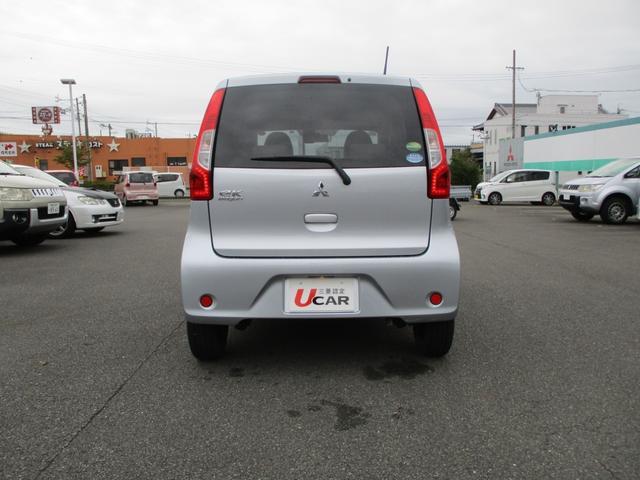M e-アシスト CDラジオ FCMcity(衝突被害軽減ブレーキ)アイドリングストップ シートアンダートレイ 運転席シートヒーター(8枚目)