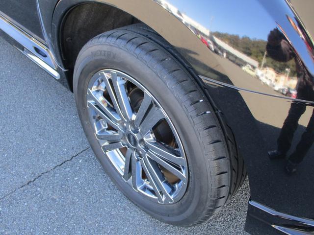 ローデスト24G HDDナビ TV スマートキー ディスチャージ フォグランプ 4WD 7人乗り レイズアルミホイール オートライト オートAC 人気のローデスト パドルシフト ETC 車検整備付き(21枚目)