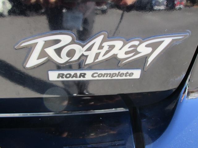 ローデスト24G HDDナビ TV スマートキー ディスチャージ フォグランプ 4WD 7人乗り レイズアルミホイール オートライト オートAC 人気のローデスト パドルシフト ETC 車検整備付き(23枚目)